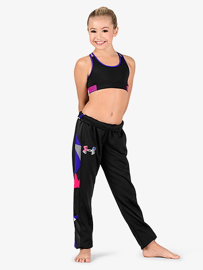 Girls Fleece Slim Leg Active Sweat Pants - Style No 1317838x