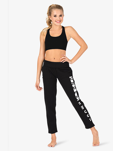 Womens ''Rival'' Fleece Fitness Pants - Style No 1317858x