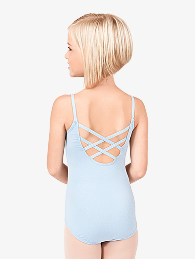 Child Trestle Back Camisole - Style No 1502Cx