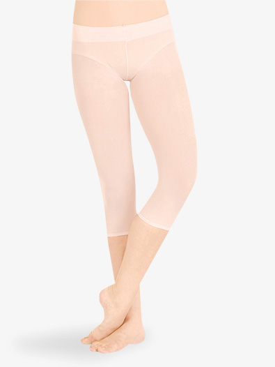 Child Ultra Soft Hip Rider Capri Tights - Style No 1870Cx
