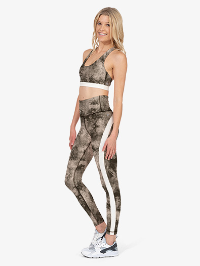 Printed 7/8 Arc Legging - Style No 20482376
