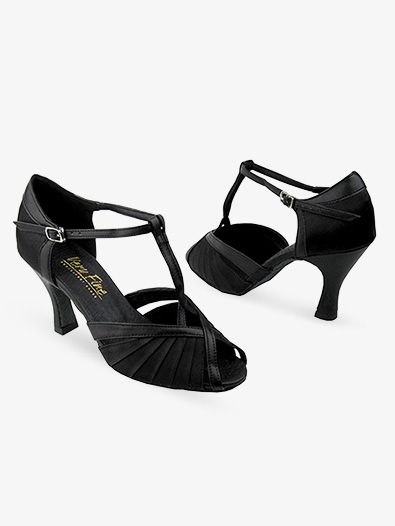 Ladies Latin/Rhythm- Classic Series Ballroom Dance Shoes - Style No 2707