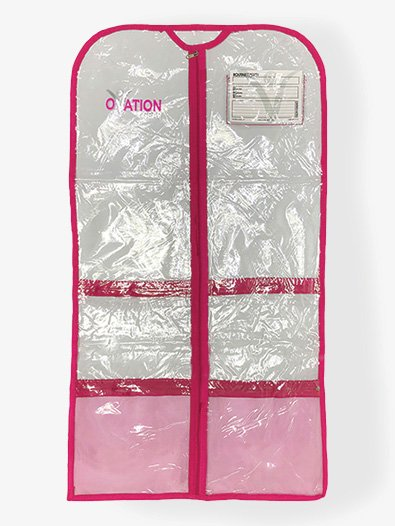 Clear Garment Bag - Style No 3107