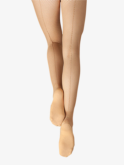 Adult Professional Back Seam Fishnet Tights - Style No 3400