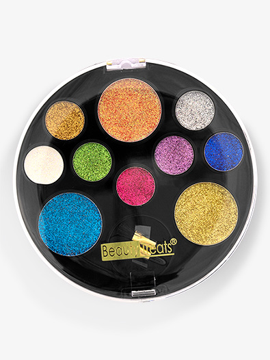 Perfect Glitter Eye Shadow Palette - Style No 461