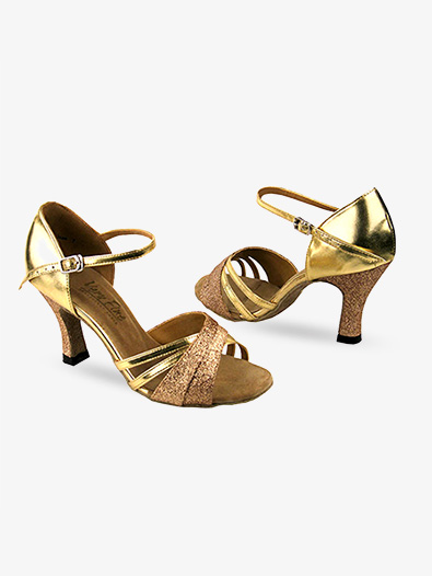 Ladies Latin/Rhythm- Classic Series Ballroom Shoes - Style No 6030