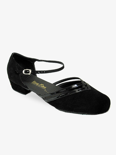 Ladies Practice/Cuban- Classic Ballroom Shoes - Style No 8881