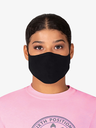 Adult Soft Stretch Face Mask - Style No A004A