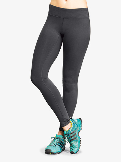 Womens Full Length Workout Leggings - Style No AL0003x