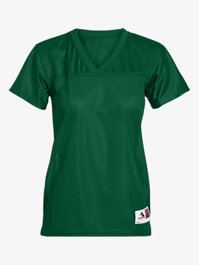 Womens Mesh Short Sleeve Jersey Tee - Style No AUG250E