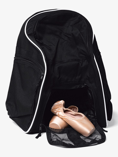 Heavy Duty Contrast Dance Backpack - Style No AUG327850