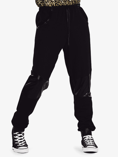 Mens Performance French Terry Sweat Pants - Style No AW19356