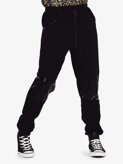 Boys Performance French Terry Sweat Pants - Style No AW19356C