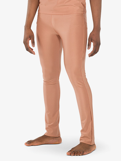 Mens Spandex Straight Leg Performance Pants - Style No AW20484