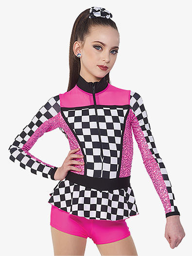Girls Finish Line - Style No AW21665C