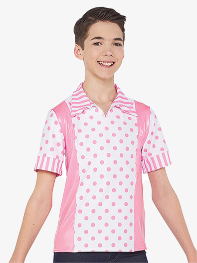 Boys Nifty Fifty Shirt - Style No AW21718C
