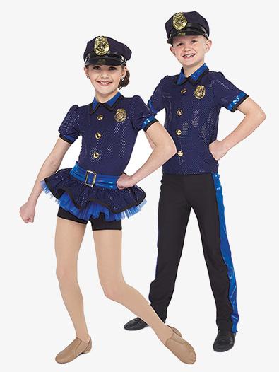 Boys Keystone Cops - Style No AW21740C
