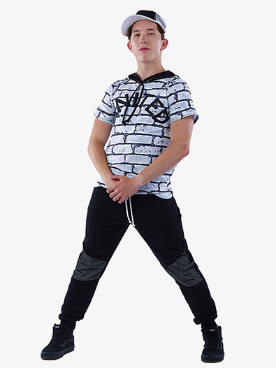 Boys Panini Joggers - Style No AW21909PC