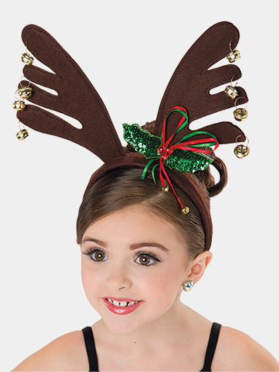 Performance Reindeer Headband - Style No AWH104NQ