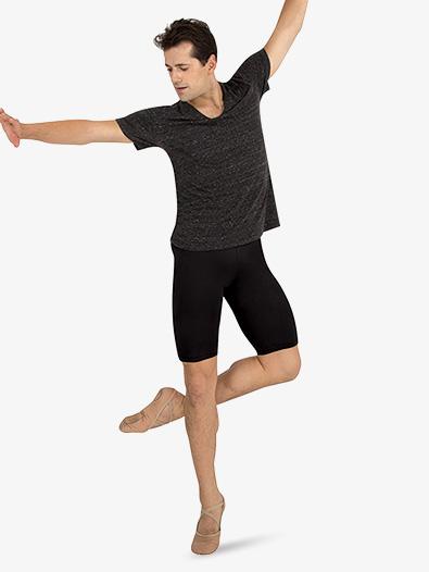 Boys Professional Long Dance Shorts - Style No B196