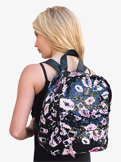 Lips X Lipstix Backpack - Style No B20536