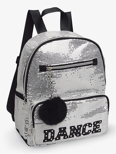 Sequin Backpack - Style No B451
