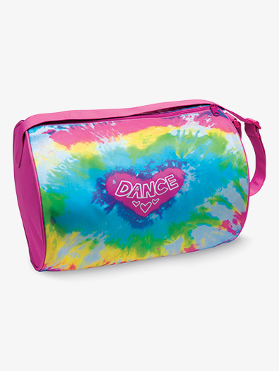 Girls Love Tie Dye Duffle Bag - Style No B555