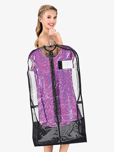 Privacy Pocket Competition Garment Bag - Style No B597BLK