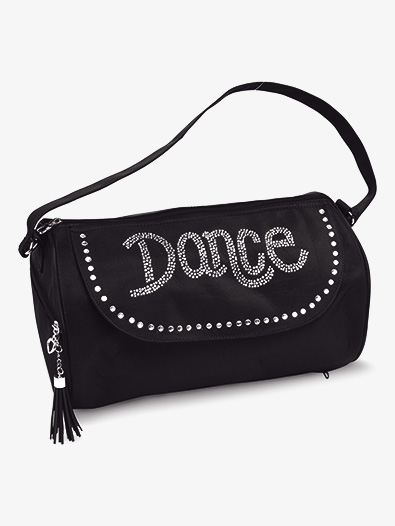 Rhinestone Dance Duffle Bag - Style No B840