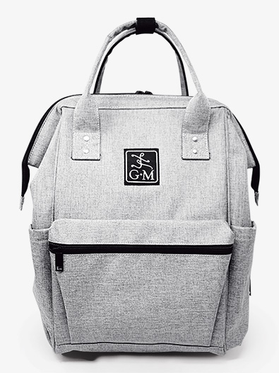 Spacious Studio Dance Backpack - Style No BGS106