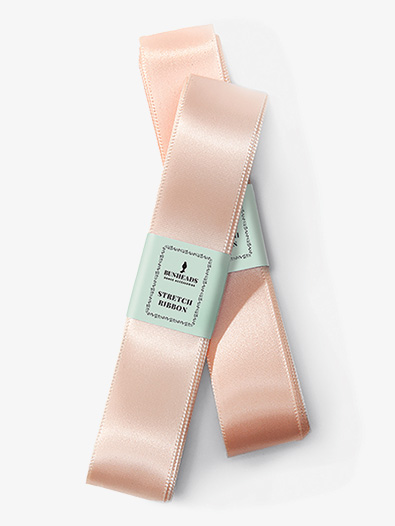 Stretch Pointe Shoe Ribbon - Style No BH1516