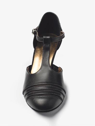 Womens ''Raella'' 2.5'' Closed Toe Ballroom Shoes - Style No BL186