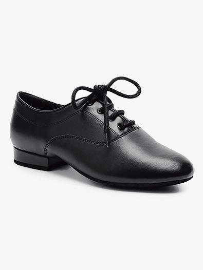Boy's Ballroom .5'' Heel Ballroom Shoe - Style No BR4018C