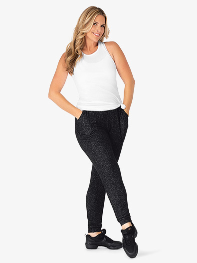 Womens Tapered Dance Jogger Pants - Style No BT5230