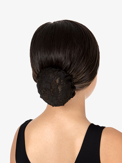 Sweet Lace Bun Cover - Style No C28487