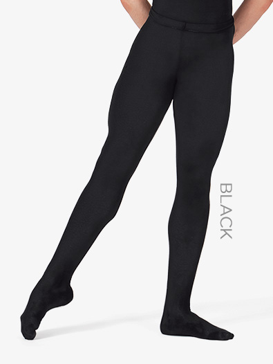 Mens Cotton Footed Tights - Style No CL808F