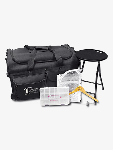 Medium Black Bag Complete Pack - Style No D1100CP