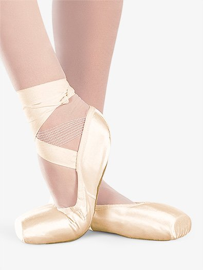Adult American Soft-Toe Pointe Shoes - Style No DP808