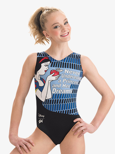 Girls Disney Dreamy Snow White Leotard - Style No DSY119C