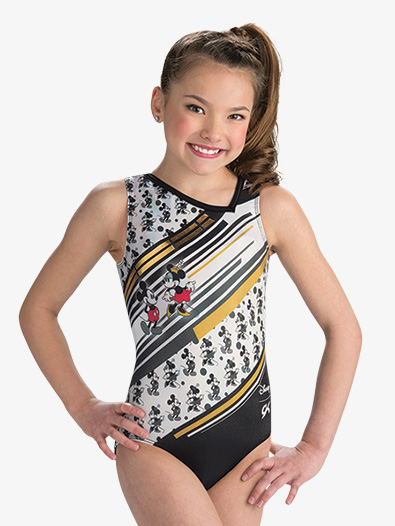 Womens Disney Mickey Mouse & Minnie Mouse Leotard - Style No DSY123