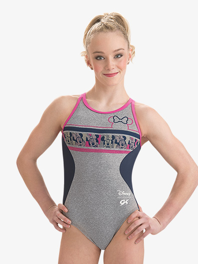 Womens Disney Minnie Mouse Sport Leotard - Style No DSY126