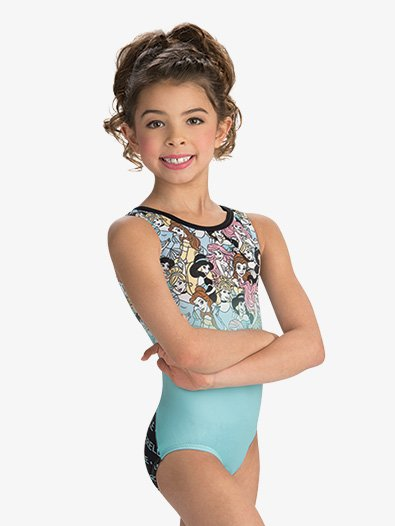 Girls Disney Princess Plenty Leotard - Style No DSY131C