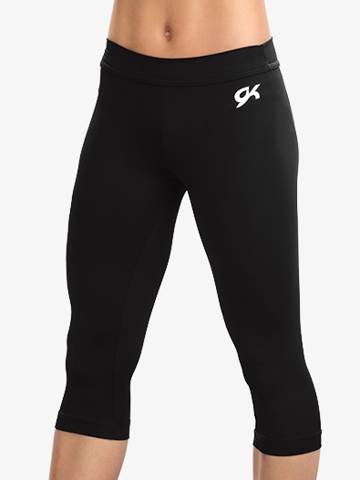 Adult DryTech Capri Leggings - Style No E2259
