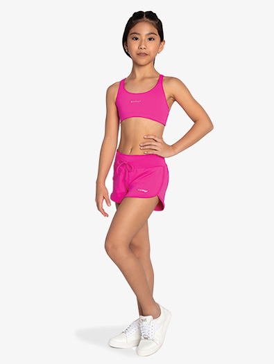 Womens Light Athletic Shorts - Style No F14346
