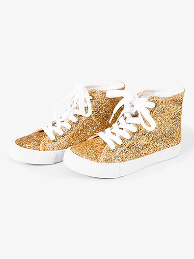 Adult Glitter High Top Sneaker - Style No GLITTERx