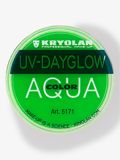 Aquacolor UV Dayglow Water Color - Style No K5171x