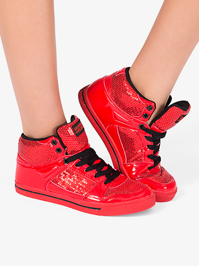 Adult High Top Sneaker - Style No KICKSx