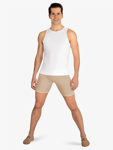 Mens Dance Shorts - Style No M192