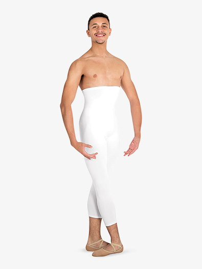 Mens High Waist Dance Pants - Style No M205