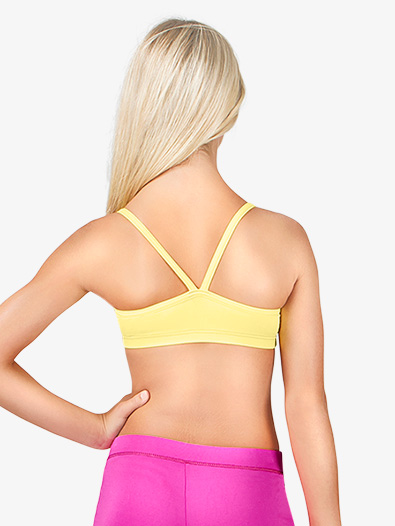 Girls V-Back Camisole Bra Top - Style No M3087Cx